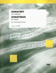 Raube Stanisława: Sonatiny na fortepian z. 2