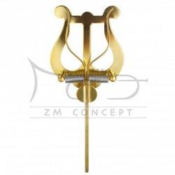 aS Pulpit, Lirka marszowa, pulcik do instrumentów dętych, prosta, średnia, 01587060