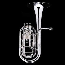 WESSEX tenorhorn Bb BR140S posrebrzany, kompensacyjny, z futerałem