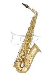 TREVOR JAMES saksofon altowy Eb Classic, złoty lakier, z futerałem