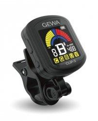 GEWA Tuner z klipsem do wszystkich instrumentów