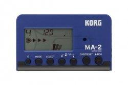 KORG metronom elektroniczny MA-2 niebiesko-czarny