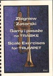 CONTRA Zbigniew Zatorski Gamy i pasaże na Trąbkę / Scale Exercises For Trumpet