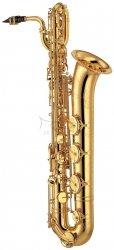 YAMAHA saksofon barytonowy Eb YBS-62E lakierowany, z futerałem