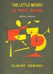 Debussy, Claude: Le petit nègre na flet i gitarę