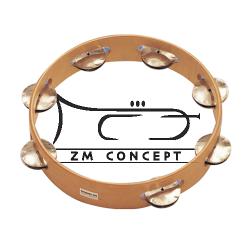 STUDIO49 TAMBURYN jingle ring, model RSR14, średnica 25cm