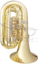 B&S tuba C Perantucci 4097-2-0GB PT-20, posrebrzana, z futerałem
