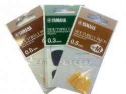 YAMAHA naklejki gumki na ustnik 0,5mm M Soft (4 szt.)