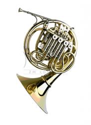 PAXMAN waltornia F/Bb/f model 75-3, triple bore full triple horn, nierozkr. czara medium, lakierowana