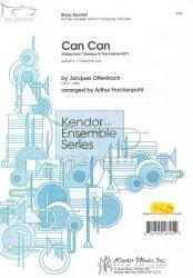 Can Can: Offenbach Jacques:  - aranżacja: Arthur Frackenpohl - Kendor Music