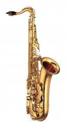 YAMAHA saksofon tenorowy YTS-875 EXGP pozłacany, z futerałem