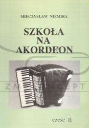 Niemira Mieczysław: Szkoła na akordeon cz. 2