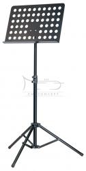 K&M 11899 orchestra music stand, ażurowy blat