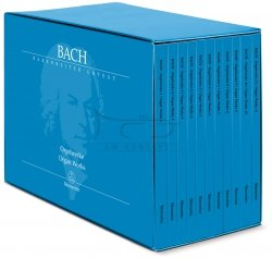 Bach, Johann Sebastian; The Complete Organ Works (11 volumes)
