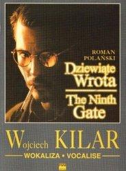 Kilar W.: Wokaliza z filmu Dziewiąte wrota w oprac. na głos lub instrument melodyczny i fortepian
