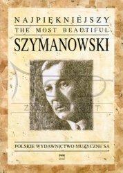 Szymanowski Karol: Najpiękniejszy Szymanowski na fortepian