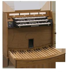 ALLEN organy cyfrowe seria Historique, model Historique III