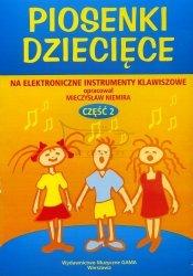 Niemira Mieczysław: Piosenki dziecięce cz. 2
