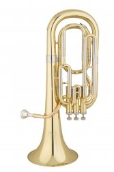 ANDREAS EASTMAN sakshorn tenorowy Bb EBH320 STUDENT, lakierowany, z futerałem
