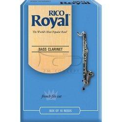 RICO ROYAL stroiki do klarnetu basowego - 2,0 (10)