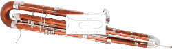 J. Puchner Kontrafagot model 28 Antique Finish