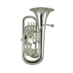 BESSON eufonium Bb Sovereign BE967T-2-0, posrebrzane, trigger, z futerałem