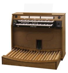 ALLEN organy cyfrowe seria Historique, model Historique II