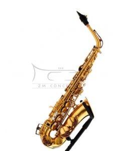 RAMPONE&CAZZANI saksofon altowy SOLISTA, 2006/SO Vintage Copper and Gold
