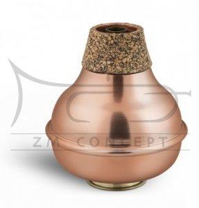 STOMVI tłumik do trąbki Wah-Wah Vintage copper 9521