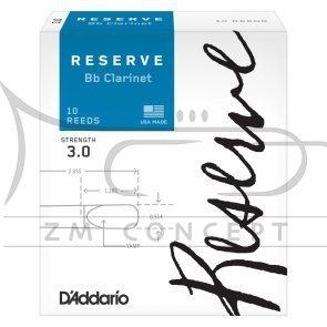 RICO Reserve stroiki do klarnetu B - 3,0  (10)
