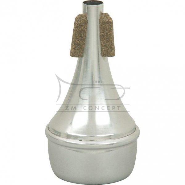 TrumCor tłumik do trąbki piccolo aluminiowy Straight