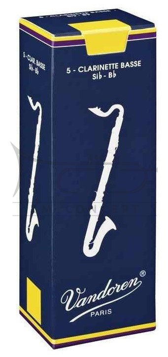 VANDOREN CLASS. stroiki do klarnetu basowego - 3,0 (5)