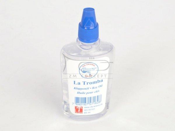 LA TROMBA Klappenol, Key Oil oliwka do mechanizmów, przegubów i klap instr. dętych drewnianych 65ml