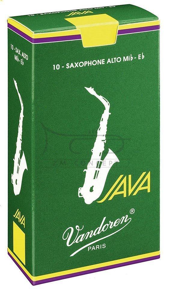 VANDOREN JAVA stroiki do saksofonu altowego - 3,5 (10)