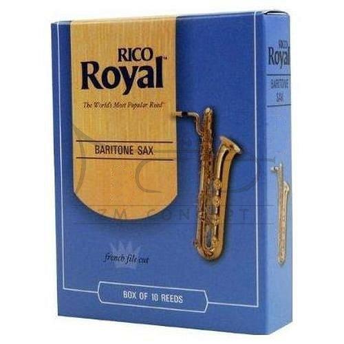 RICO ROYAL stroiki do saksofonu barytonowego - 2,5 (10)
