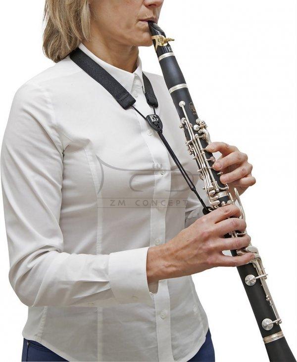 BG CFE pasek do klarnetu Flex strap elastyczny