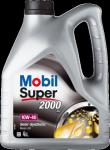 Mobil Super 2000 X1  4L  10W40