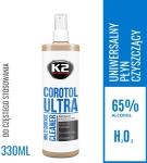 K2 COROTOL ULTRA płyn do dezynfekcji rąk 65% alkoholu 330ml