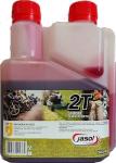 JASOL 2T Stroke OIL Semisynthetic TC 0,5L DOZOWNIK czerwony