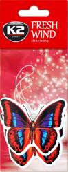 K2 V185D Dwie choinki motyl FRESH WIND TRUSKAWKA DUOPACK