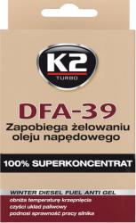 K2 DFA-39 DEPRESATOR PRZECIW ŻELOWANIU DO DIESLA 50ml