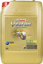 CASTROL VECTON LONG DRAIN 10W40 E6/E9  20L