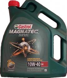 CASTROL MAGNATEC Diesel 10W-40 5L.