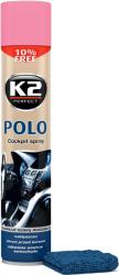 K2 POLO COCKPIT WOMAN + MIKROFIBRA 750ml do kokpitu