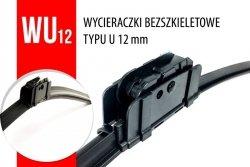 OXIMO WU12700 PIÓRO WYCIERACZKI szer 12mm 700MM OXIMO PREMIUM