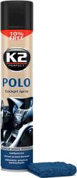 K2 POLO COCKPIT FAHREN + MIKROFIBRA 750ml do kokpitu