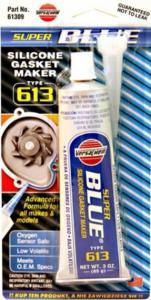 VE 61309 Silikon niebieski 315C 85g