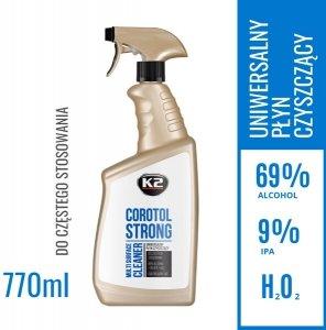 K2 COROTOL STRONG 78% alkoholu do dezynfekcji powierzchni 770ml