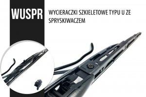 OXIMO WUSPR 550 PIÓRO WYCIERACZKI 550MM ZE SPRYSKIWACZEM