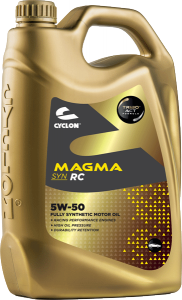 CYCLON MAGMA SYN RC 5W-50 5L